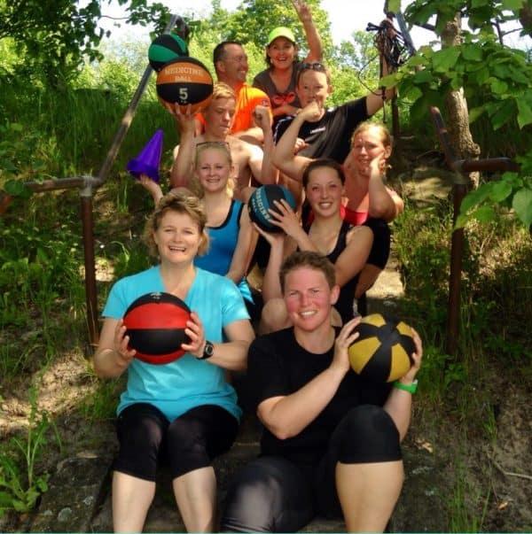 outdoor træning